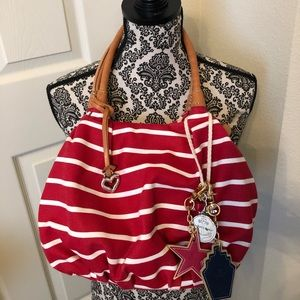 Brighton bag w additional pouch great condition!